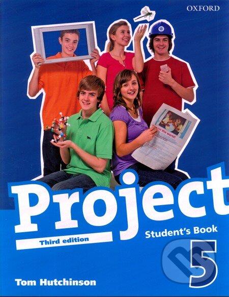 Výsledek obrázku pro project 5 students book