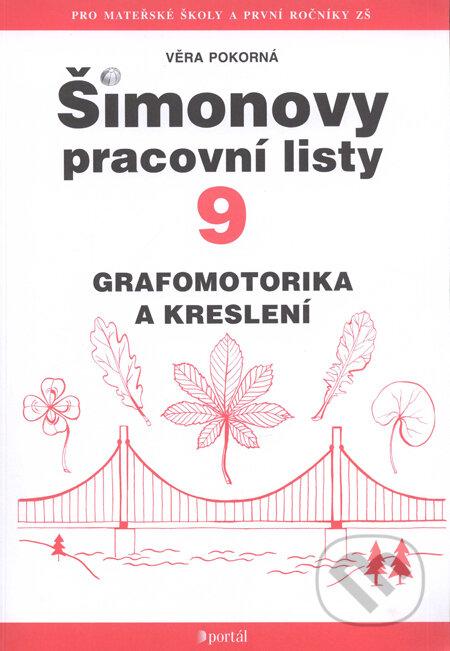 Kniha Simonovy Pracovni Listy 9 Vera Pokorna Martinus Cz