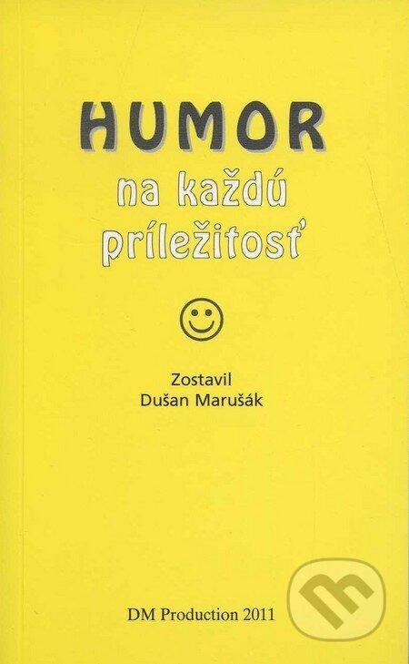 Kniha  Humor na každú príležitosť (DM production)  759b67cb797