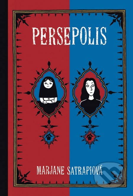Výsledek obrázku pro persepolis kniha
