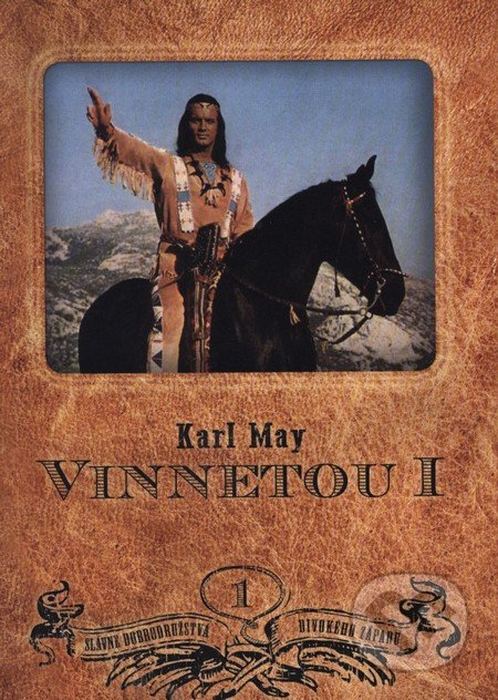 Vinnetou 1 (+ DVD) - Karl May