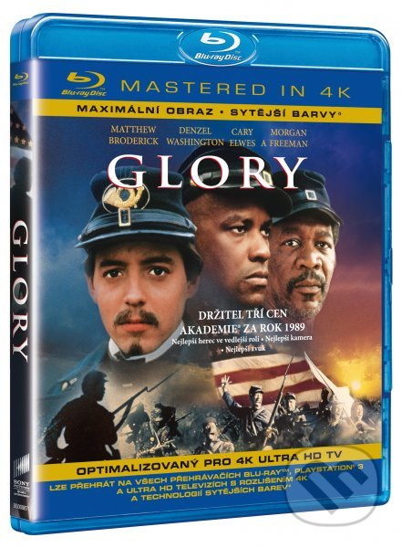 edward zwicks film glory essay