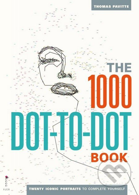 1000 Dot-to-Dot Book - Thomas Pavitte