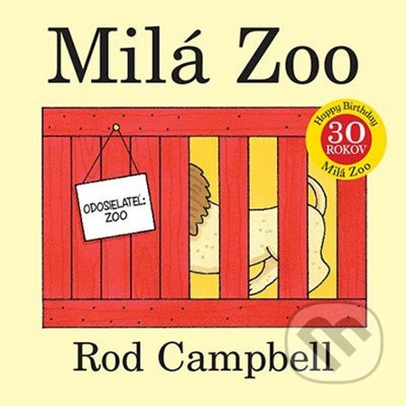 Milá zoo - Rod Campbell