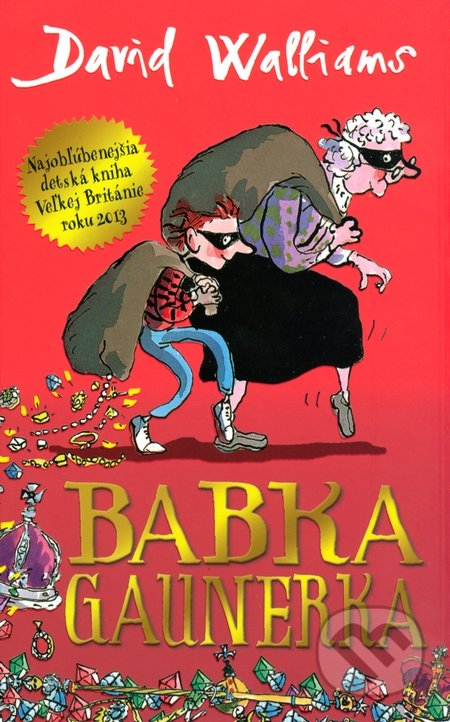 Babka gaunerka - David Walliams