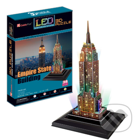 LED - Empire State Building -