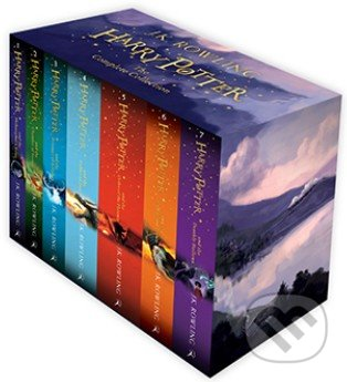 Harry Potter (The Complete Collection) - J.K. Rowling