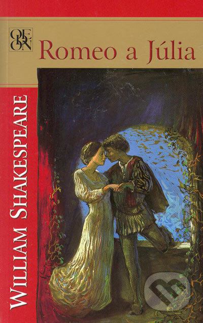 Kniha Romeo a Julie (William Shakespeare)