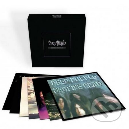 Deep Purple: The Vinyl Collection LP - Deep Purple