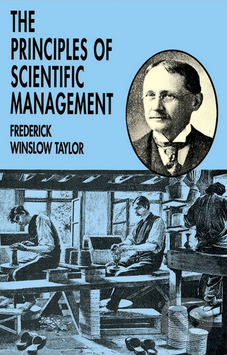 f w taylors principles of management Source: scientific management, comprising shop management, the principles of scientific management and testimony before the special house committee, by frederick winslow taylor, harper & row, 1911 html mark-up: andy blunden.