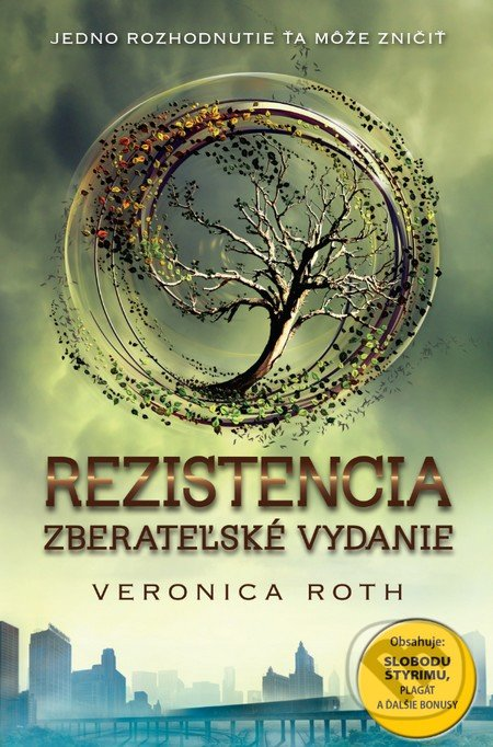 Kniha Divergence (Veronica Roth)