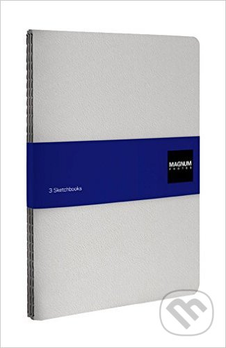 Magnum Photos: 3 Sketchbooks -