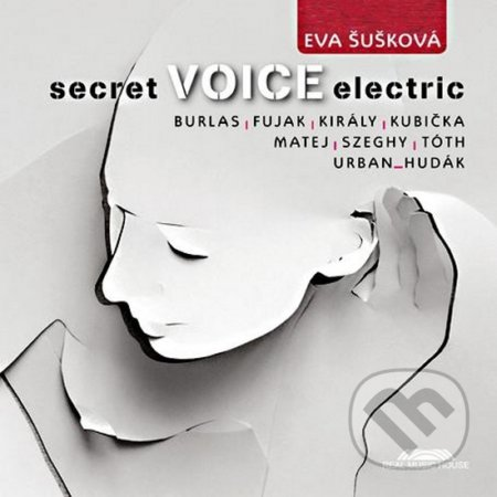 Eva Šušková: Secret Voice Electric - Eva Šušková