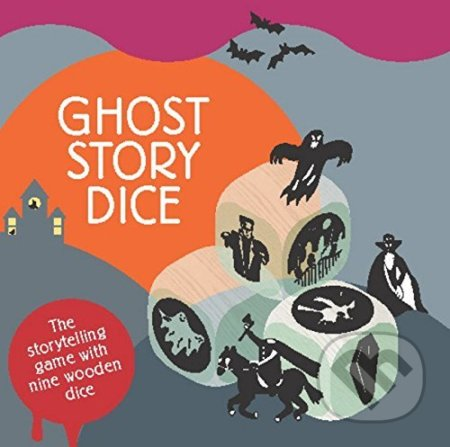 Ghost Story Dice - Hannah Waldron
