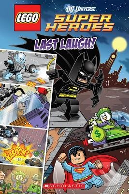 Superheroes: Last Laugh! - Trey King