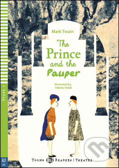 The Prince and the Pauper - Mark Twain, Lisa Suett