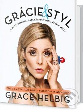 Kniha  Grácie a styl (Grace Helbig)  f14ccffc77e