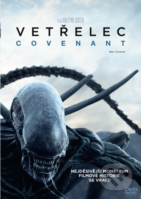 Vetřelec: Covenant - Ridley Scott