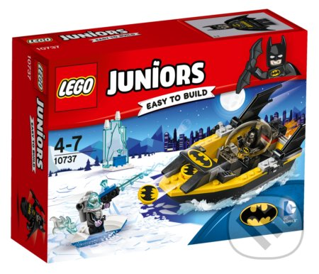 LEGO Juniors 10737 Batman vs. Mr. Freeze -