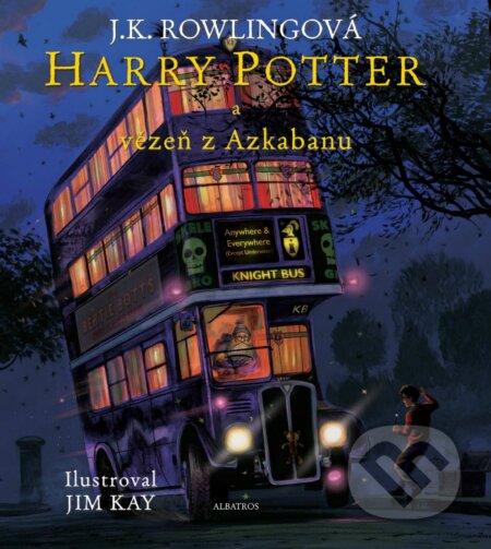 Kniha Harry Potter a vězeň z Azkabanu (J. K. Rowling)