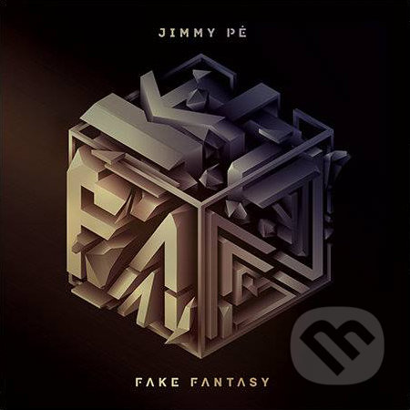 Jimmy Pé: Fake Fantasy LP - Jimmy Pé