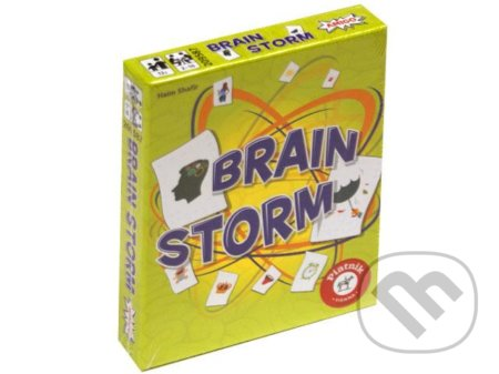 Brain Storm - Haim Shafir