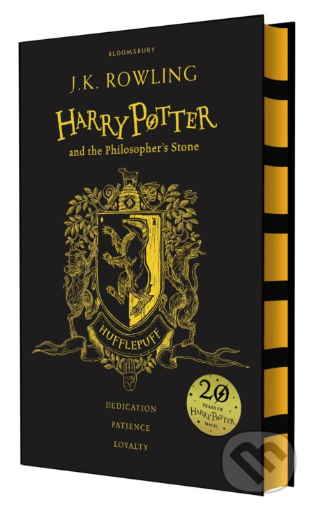 Harry Potter and the Philosopher's Stone - J K. Rowling