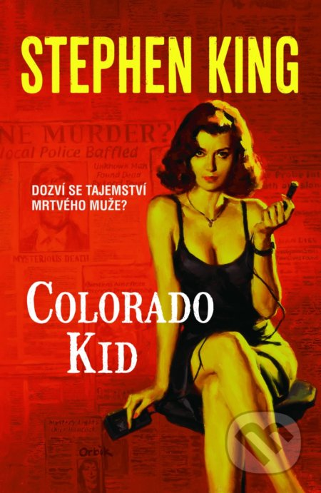 Colorado Kid - Stephen King