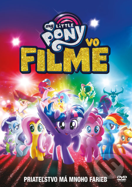 My Little Pony vo filme - Jayson Thiessen