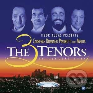 Three tenors: Three tenors in concert 1994 - Three tenors