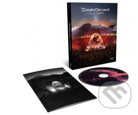 David Gilmour: Live At Pompeii - David Gilmour