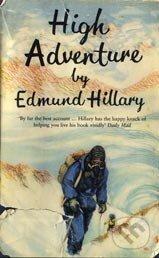 Kniha  High Adventure (Sir Edmund Hillary)  338a8d42833