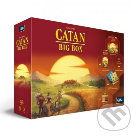 Catan Big Box -