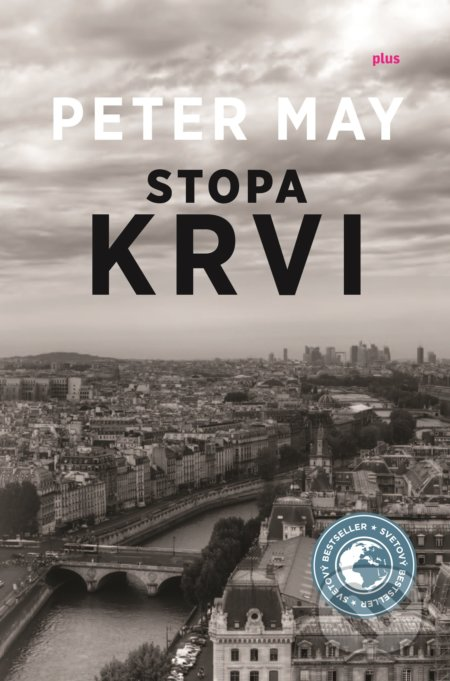 Stopa krvi - Peter May