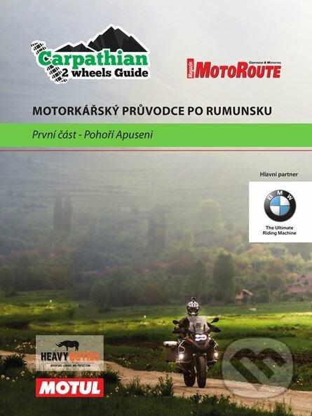 Kniha  Motorkářský průvodce po Rumunsku 7cdb9f4f16