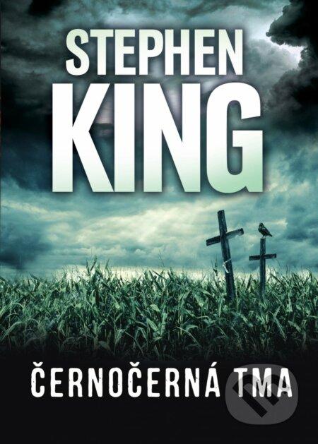 Kniha Černočerná tma (Stephen King)