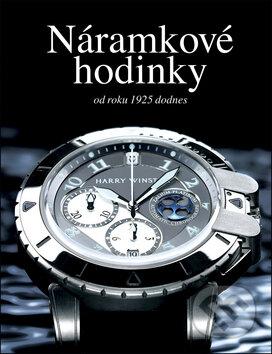 1cf26223f97 Kniha  Náramkové hodinky (Martin Häussermann)