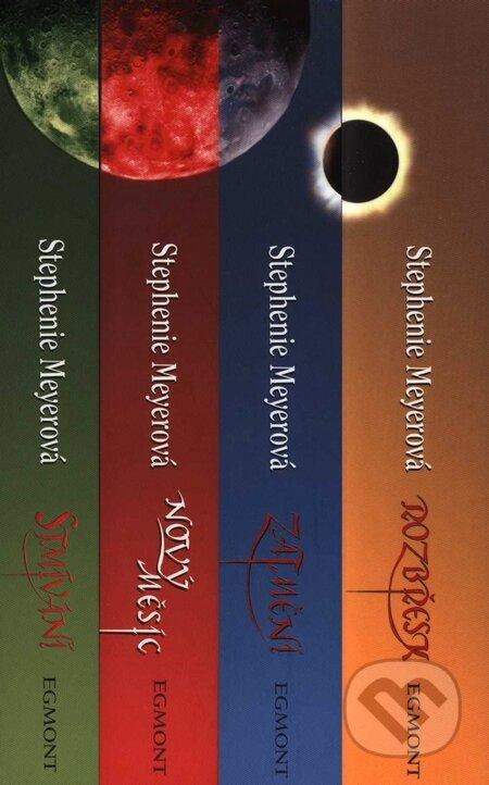 Kniha Hostitel (Stephenie Meyer)