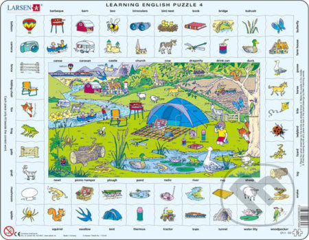 Learning English Puzzle 4 -