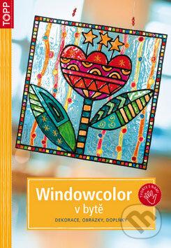 Kniha  Windowcolor v bytě (Anagram)  368865af870