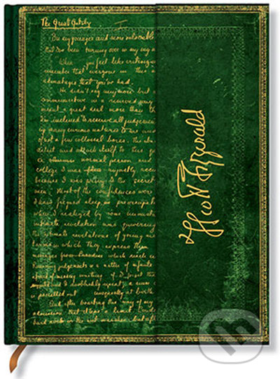Paperblanks - Fitzgerald, The Great Gatsby - ULTRA - linajkový -