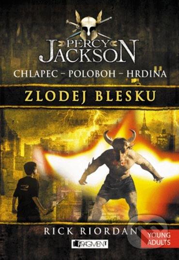 Výsledek obrázku pro percy jackson knihy