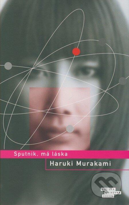 Kniha Sputnik, má láska (Haruki Murakami)