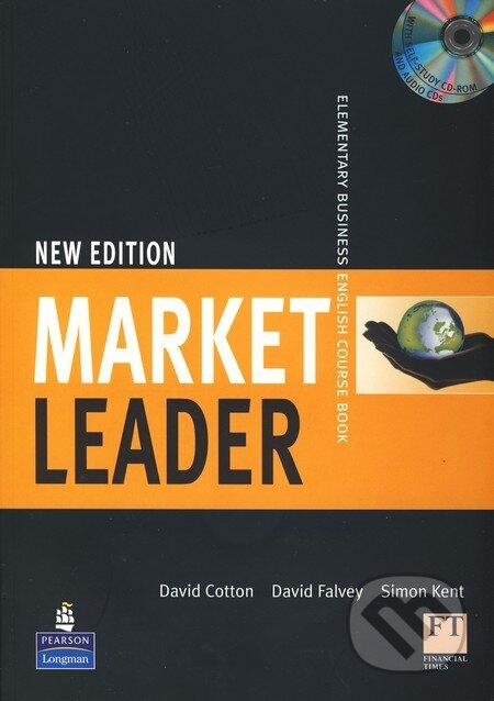 leader решебник coursebook ответы elementary market new