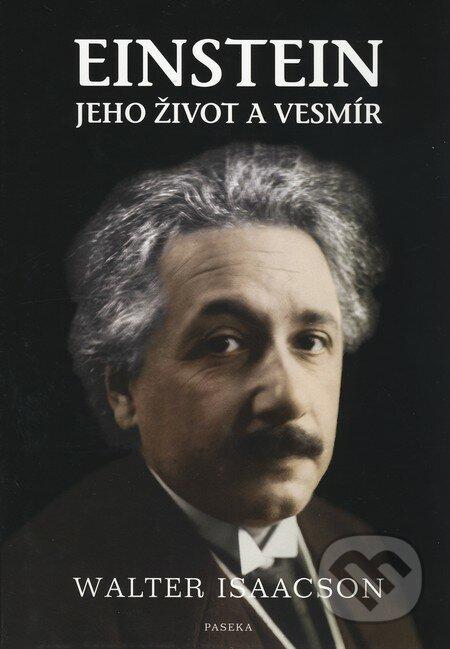 Kniha Einstein Walter Isaacson Martinus