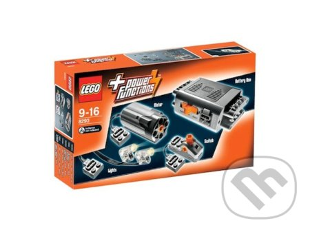 LEGO Technic 8293 - Motorová súprava Power Functions -