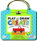 Green Start Play, Draw, Create: Trucks -