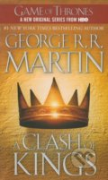 A Song of Ice and Fire 2 - A Clash of Kings - George R.R. Martin