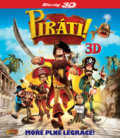 Piráti (3D) - Peter Lord, Jeff Newitt