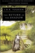 The Return of the Shadow - J.R.R. Tolkien
